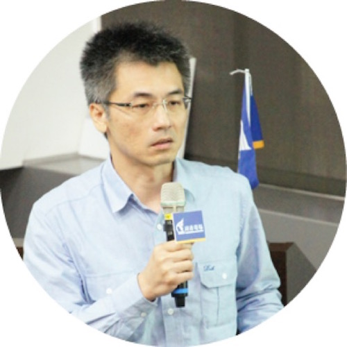 Bright Wang, MIS director of TSEC, shared the experience of report development.