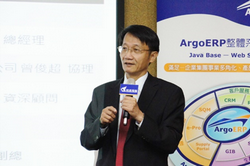 Frank Lin, president of Ares, reminded domestic enterprises that intelligent enterprise is not only limited in manufacturing industry, industries such as circulation, food, retail…etc., shall upgrade synchronously to improve competitiveness.