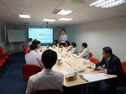 資通電腦舉辦金雲計畫 Workshop