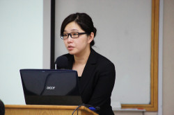 Ares HCP consultant Sammi Lin introduced the common regulation and response strategy.