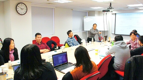 Ares Oracle users participated in first EBS seminar of the year, while everyone discussed and exchanged experiences enthusiastically and learned from each other.