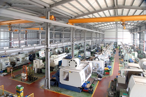 Caption 2: Ho Song provides professional lathe processing, milling ma-chine processing, and other services. (Source: official website of Ho