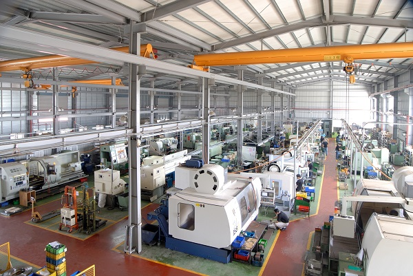 Precision machinery component manufacturer Ho Song choses Ares ciMes for smart manufacturing system